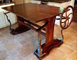 Custom Drafting Tables Custom Handmade Steunk Style Drafting Table