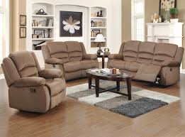3 piece recliner sofa set reclining living room set living room decorating design