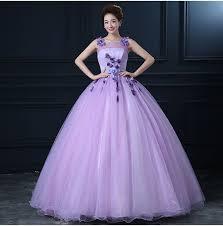 robe de mari e sissi 100 real flower beading light purple dress renaissance