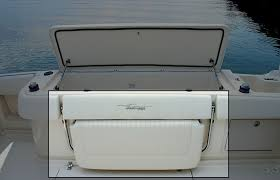 boat bench seat with storage seating port lounge seat w