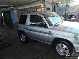 mitsubishi gdi io mitsubishi pajero 1999 suv 1 8l petrol automatic for sale