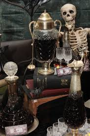 Halloween Vintage Decorations Halloween Vampire Party Gothic Inspired U2014 Chic Party Ideas