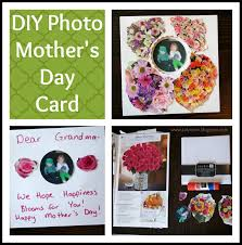 easy diy mother u0027s day card
