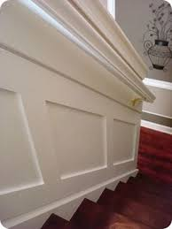 Inexpensive Wainscoting 88 Best Stairwell Walls Images On Pinterest Board And Batten