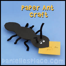 ant crafts kids