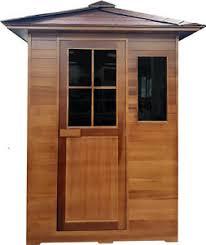 Keys Backyard Infrared Sauna by Outdoor Sauna Kits Walls Improvement Img Barrel Sauna Kits With