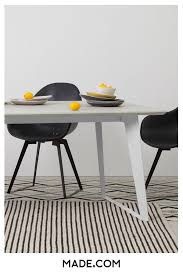 how to clean concrete table top the epitome of contemporary design boone dining table boasts clean