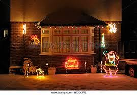 lights house outdoor stock photos