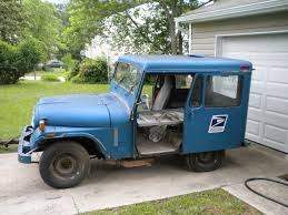 gone postal mail jeep build nc4x4