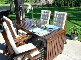 Gorgeous Ikea Patio Dining Set Outdoor Dining Furniture Ikea Outdoor Furniture Reviews And Balcony Furniture And