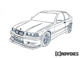 nissan silvia drawing drawing zeichnung zeichnungen pinterest car drawings car