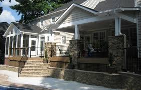 covered porch exterior additions portfollio