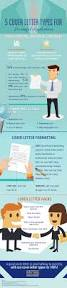 how to write 5 cover letter types writing cover letters