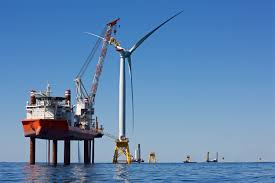 the us gets its first offshore wind farm with a lot of help from
