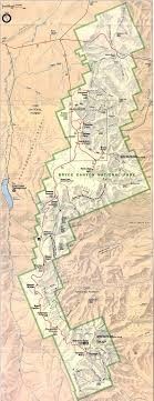 bryce map pdf utah maps perry castañeda map collection ut library