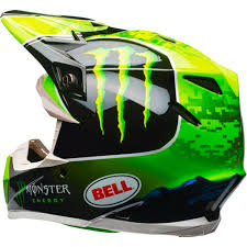 monster motocross helmets moto 9 w mips monster energy et3 mens motocross helmets