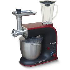 machine multifonction cuisine multifonction avec accessoires 1200 w techwood robots