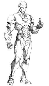 free printable iron man coloring pages kids coloring