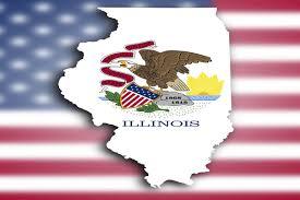Illinois Map Grant by Illinois State Veteran U0027s Benefits Military Com