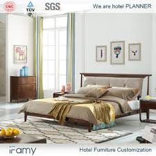 Wooden Bed Frame Double by Fancy Bed Design Wooden Bad Frame Double Size Latest Wooden Bed