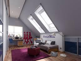 dachgeschoss wohnungen einrichten ideen spritzig auf moderne deko
