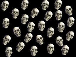 skull wallpaper skulls pinterest skull wallpaper