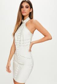 bandage dresses figure hugging dresses missguided