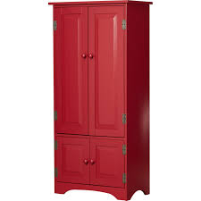 Red Phone Booth Cabinet Red Accent Storage Cabinet Best Home Furniture Decoration