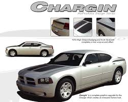 dodge charger graphics chargin 1 vinyl graphics decals stripes kit for 2006 2007 2008