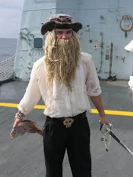 Davy Jones Halloween Costume Shaka U0027s Place Tour 2006 2007 Crossing Equator