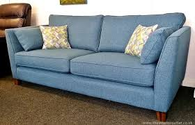 Sofa Bed Outlet Uk Only 899 Beautiful Quality Teal Martina 3 Seater Sofa