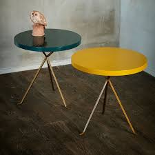 X Side Table X Side Table Colourist