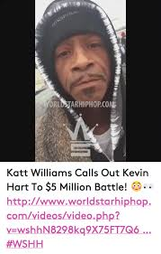 Kat Williams Meme - 25 best memes about katt williams kevin hart hood shit and