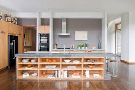 storage kitchen island kitchen contemporary kitchen atlanta by j witzel interior