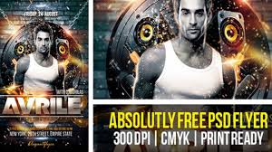 20 free psd flyer templates u0026 design ideas