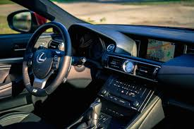 lexus rc red interior review 2016 lexus rc 300 awd canadian auto review