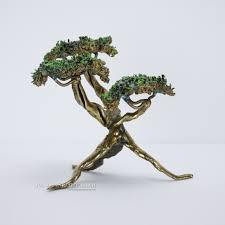 danny garcia cypress tree bronze sculpture monterey bonsai metal danny garcia cypress tree bronze sculpture monterey bonsai metal art signed