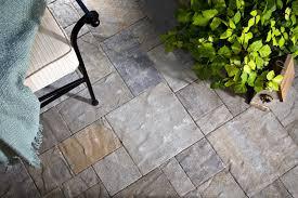 backyard floor tiles outdoor porch flooring stone karenefoley