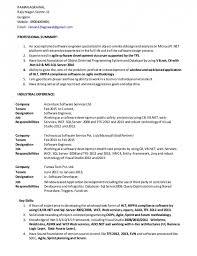 Sql Server Developer Resume Sample by Net Developer Resume U2013 Resume Examples