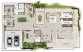 Duplex Floor Plans Australia Narrow Block Floor Plans Fabulous Consider The Benefits Of
