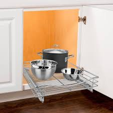 lynk chrome pull out cabinet drawers roll out kitchen cabinet organizer pull out under cabinet sliding