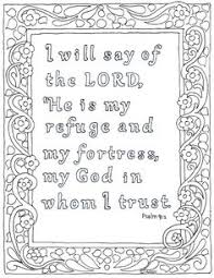 coloring pages kids adron printable bible verse