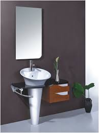 bathroom dark wood bathroom cabinet furniture modern bathroom