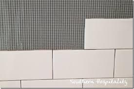 how to install subway tile kitchen backsplash to install a subway tile backsplash