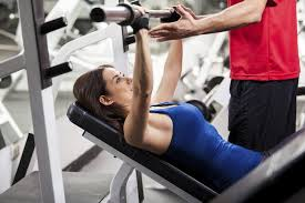 Seated Bench Press Incline Bench Press Benefits Livestrong Com