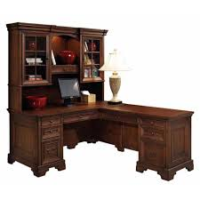 Executive Desk With Hutch L Shaped Richmond Desk Hutch Seti40 307 308 317 Office