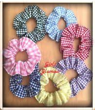 scrunchie boo boo fabric scrunchies for women ebay