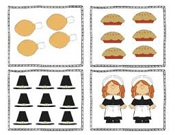 thanksgiving count the room by and clever teaching tpt