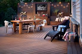 Trex Furniture Composite Table And The Trex Blog Trex Names Top 5 Outdoor Trends For Spring Trex