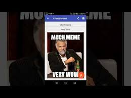 Creat Meme - meme generator create funny memes android apps on google play